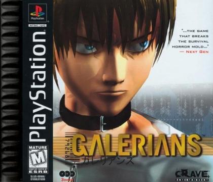 Galerians (Clone) image