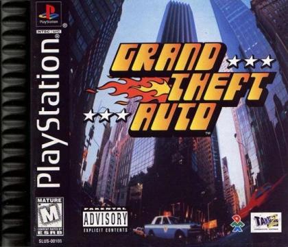 Grand Theft Auto (Clone) image