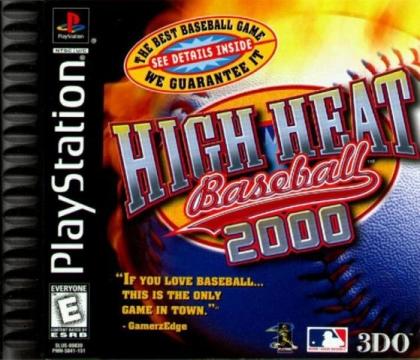 High Heat Baseball 2000 (Clone) image