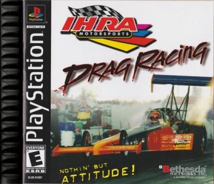 Ihra Motorsports Drag Racing [USA] image