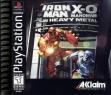 logo Emulators Iron Man X-o Manowar In Heavy Metal (Clone)