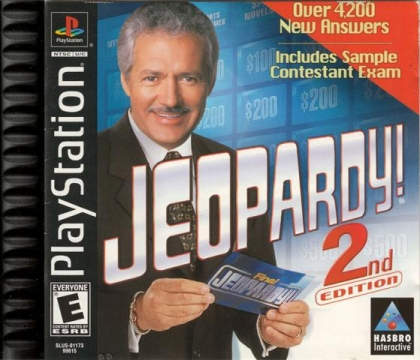 Jeopardy! - 2nd Edition image
