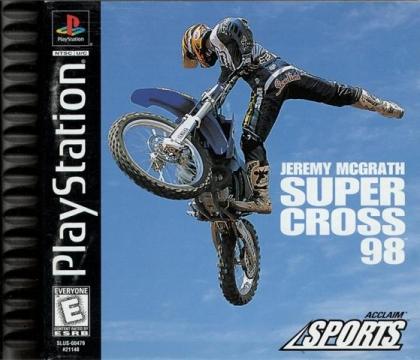 Jeremy McGrath Supercross 98 (Clone) image