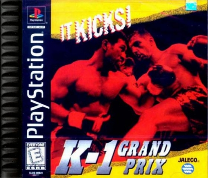 K-1 Grand Prix image