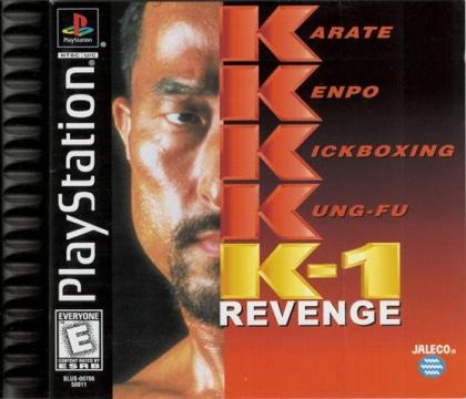 K-1 Revenge image