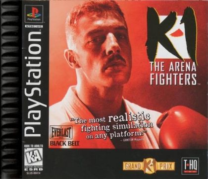 K-1 The Arena Fighters image