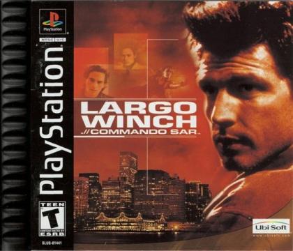 Largo Winch : Commando Sar image