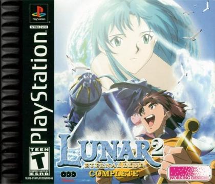 Lunar 2 : Eternal Blue Complete image