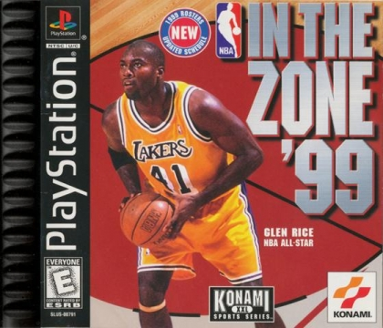 NBA in the Zone '99 image
