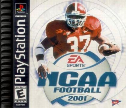 Ncaa Football 2001 image