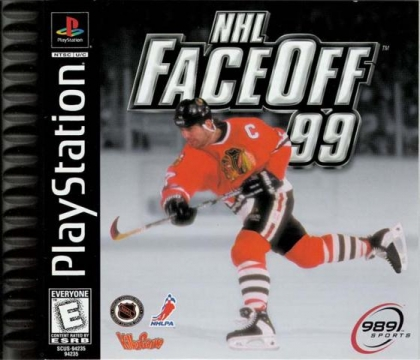 NHL FaceOff 99 image