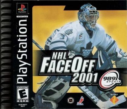 NHL FaceOff 2001 (Clone) image