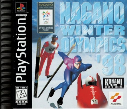 Nagano Winter Olympics 98 image