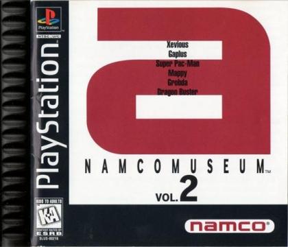 Namco Museum Vol.2 image