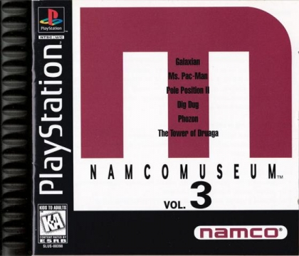 Namco Museum Vol.3 image