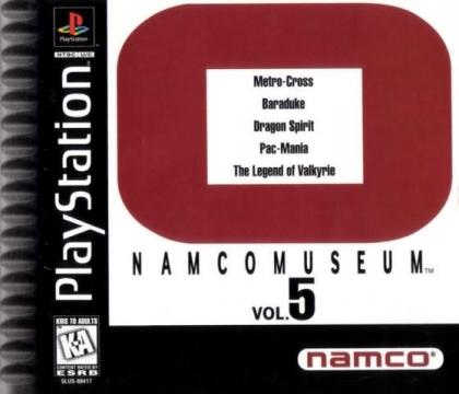 Namco Museum Vol.5 image