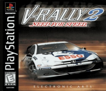 V-Rally 2 - Need for Speed [USA] image