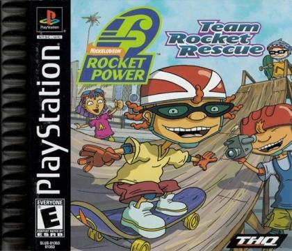 Rocket Power : Team Rocket Rescue [USA] image