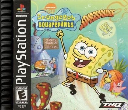 Spongebob Squarepants : Supersponge [USA] image