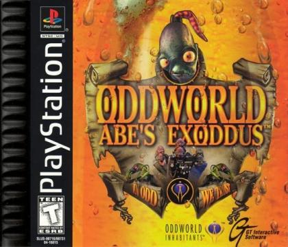 Oddworld: Abe's Exoddus (Clone) image