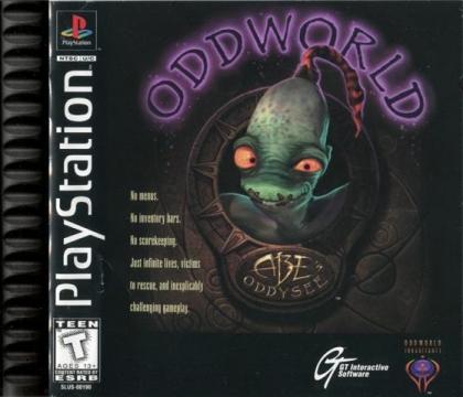 Oddworld: Abe's Oddysee (Clone) image