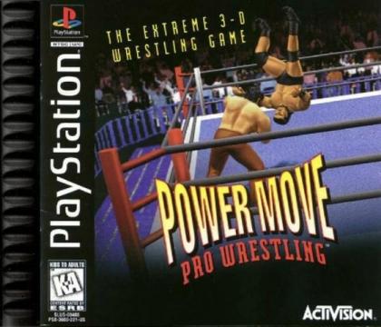 Power Move Pro Wrestling image