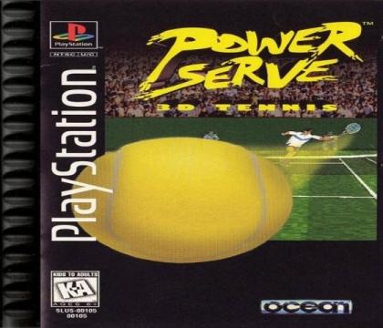 Power Serve 3D Tennis image