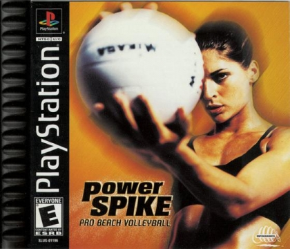 Power Spike Pro Beach Volleyball image