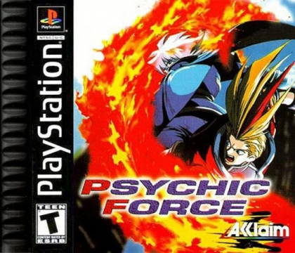 Psychic Force image