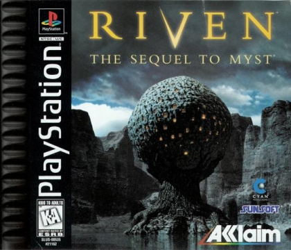 Riven : The Sequel to Myst image