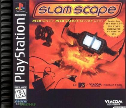 Slamscape image