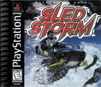 Sled Storm (Clone) image