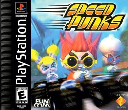 Speed Punks image