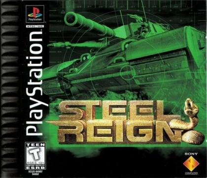 Steel Reign image