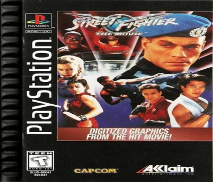 Street Fighter : The Movie image