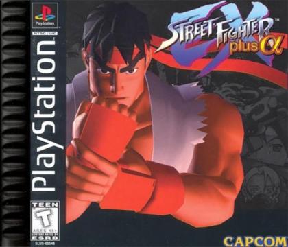 Street Fighter Ex Plus Alpha (Clone) image
