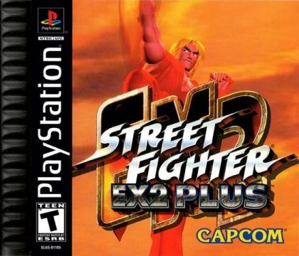 Street Fighter EX2 Plus (Clone) image