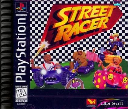 Street Racer [USA] image
