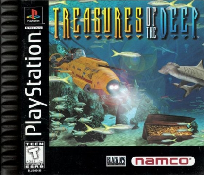Treasures of the Deep image