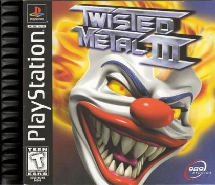 Twisted Metal III image