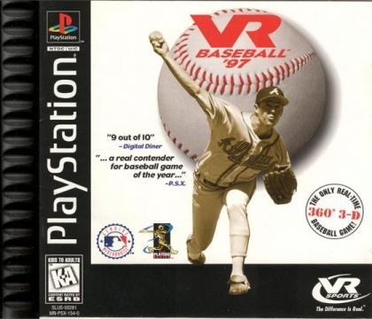 VR Baseball '97 image