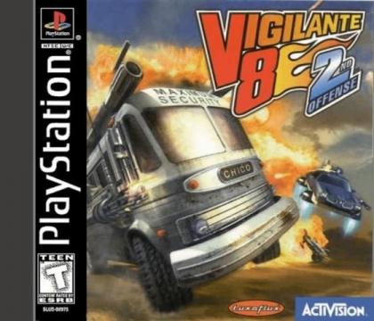 Vigilante 8 : Second Offense [USA] image