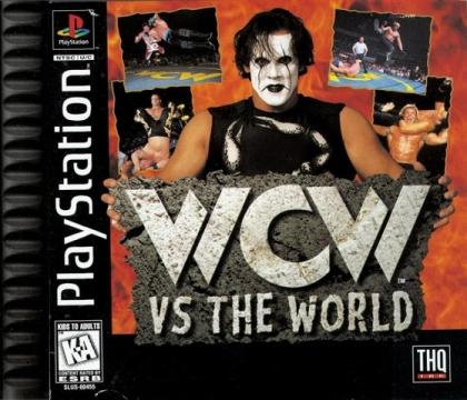 Wcw Vs The World image