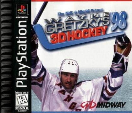 Wayne Gretzky's 3D Hockey '98 image