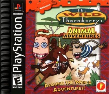 Wild Thornberrys - Animal Adventures, The [USA] image