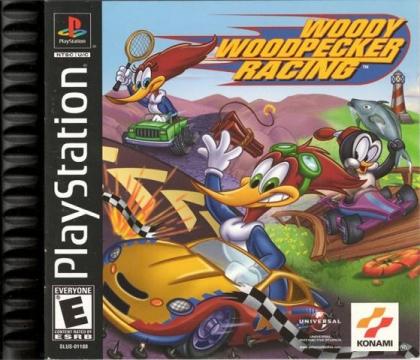 Woody Woodpecker Racing (Clone) image