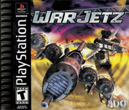 World Destruction League : War Jetz image