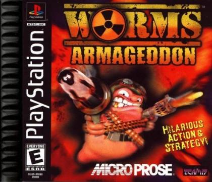 Worms Armageddon (Clone) image