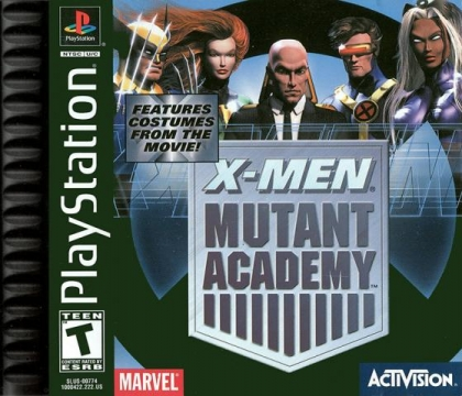 X-Men Mutant Academy image