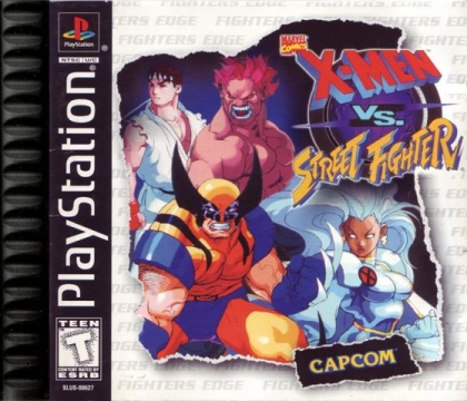 X-Men Vs Street Fighter [USA] image